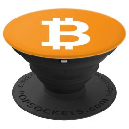 Simple Bitcoin – PopSockets Grip and Stand for Phones and Tablets