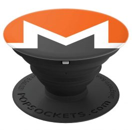 Monero – PopSockets Grip and Stand for Phones and Tablets