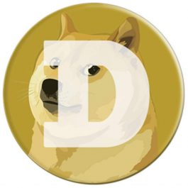 Dogecoin – PopSockets Grip and Stand for Phones and Tablets